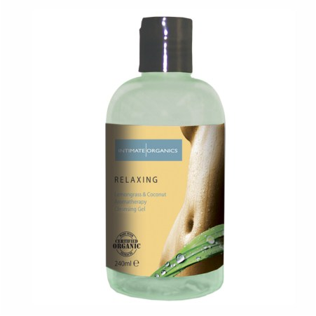 Intimate Earth Relaxing Aromatherapy Cleansing Gel 240ml