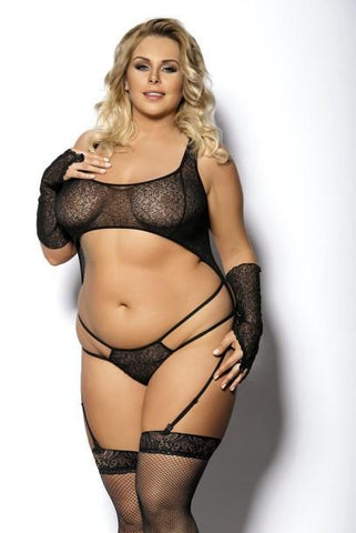 Anais Gorgeous Algie Plus Size Bra & Panty Set