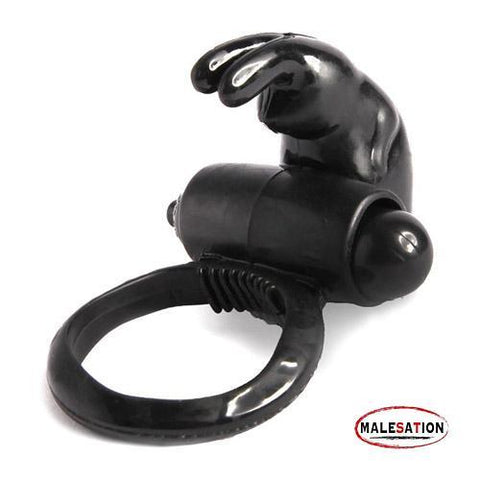 Malesation Vibro Rabbit Ring