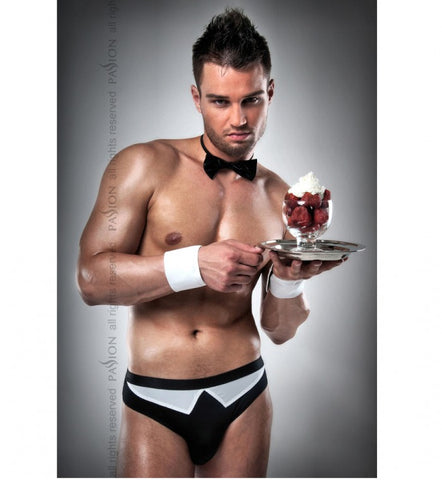 Passion Lingerie For Men 020 Sexy Waiter's Outfit