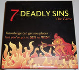 7 Deadly Sins Adult Game