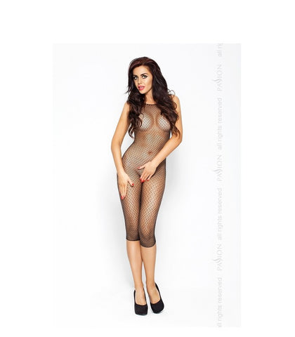 Passion Lingerie 005 Bodystocking With Short Leg