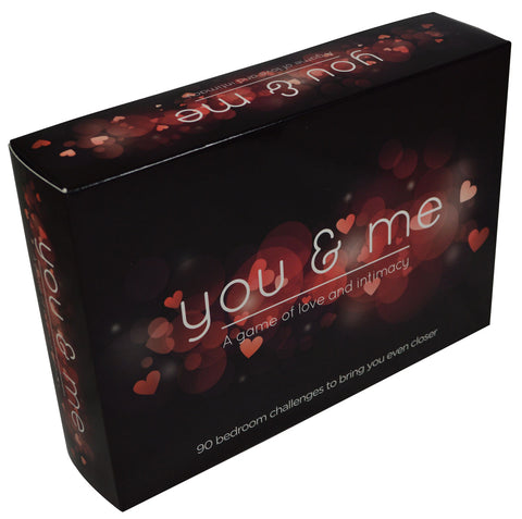 You & Me: A Game Of Love & Intimacy