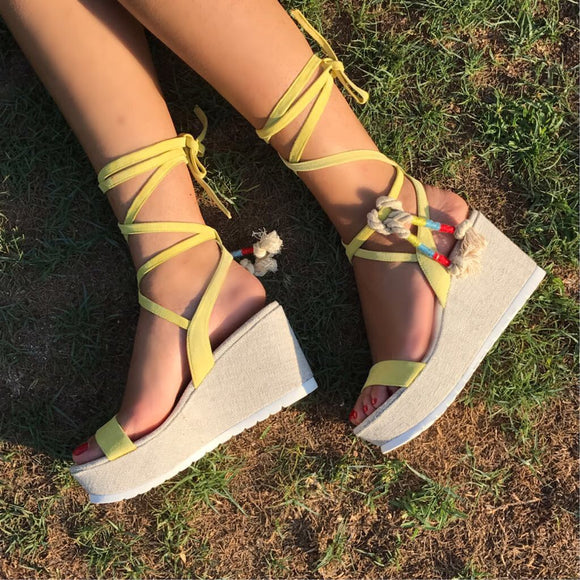Victim Sunshine Wedges