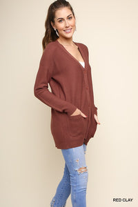 Sweater (Red Clay)