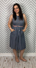 Tank Midi Dress (Denim)