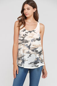 Tank Tunic (Camo)  more colors available
