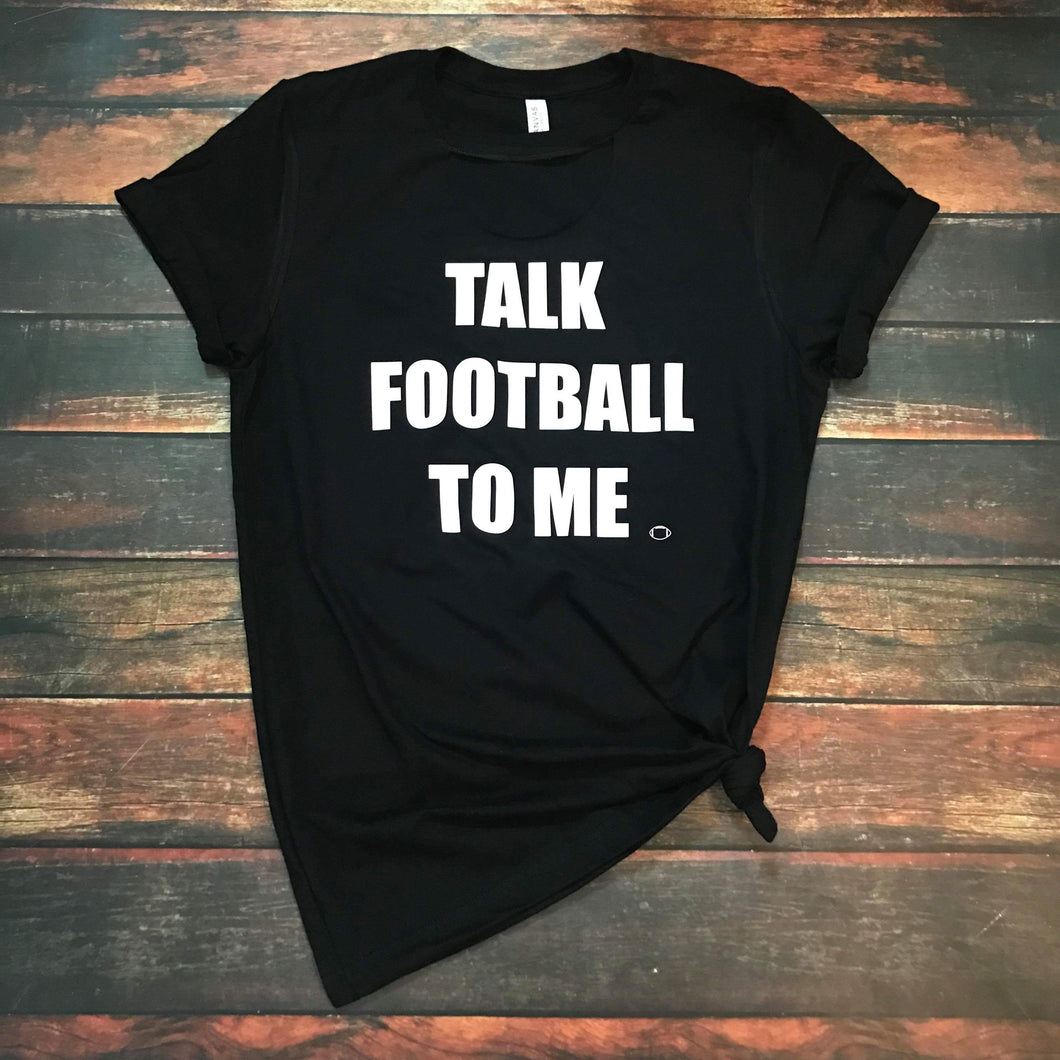 Graphic Tee (Talk Football)