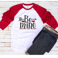Graphic Tee (Be Mine)