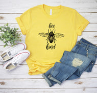 Graphic Tee (Bee Kind)