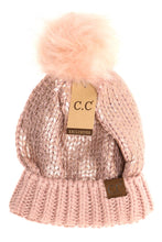 CC Beanie Fur Pom (more colors available)