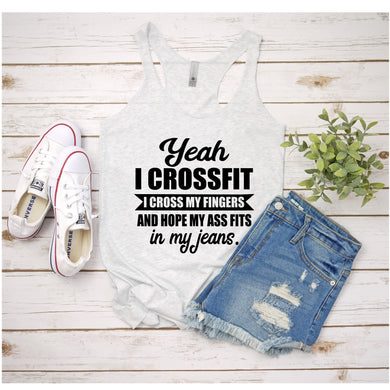 Graphic Tank (Crossfit)