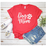 Graphic Tee (Dog Mom)  More colors available