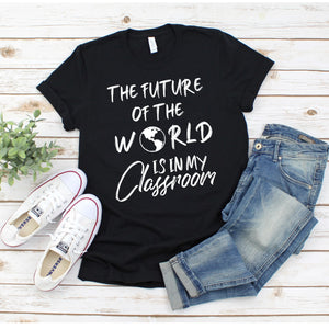 Graphic Tee (Future of the World)