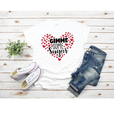 Gimme Some Sugar Graphic Tee