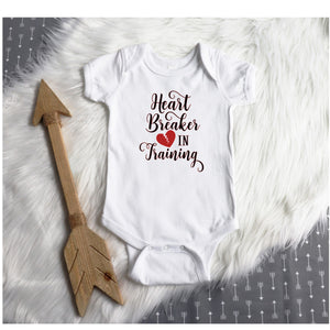 Heartbreaker in Training Onesie