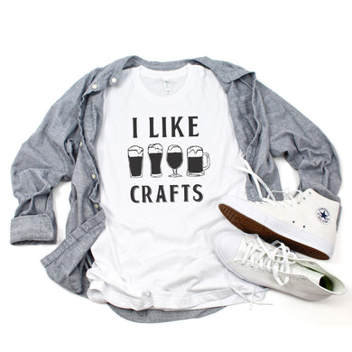 Graphic Tee (Crafts)
