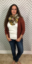 Infinity Scarf, Plaid  (more colors available)