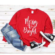 Sweatshirt (Merry & Bright)