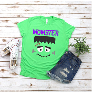 Graphic Tee (Momster Halloween)