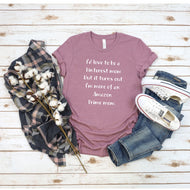 Graphic Tee (Pinterest Mom)
