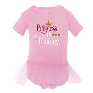 Princess in Training Onesie