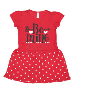Be Mine Dress (baby-kids)