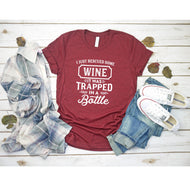 Graphic Tee (Rescued Wine)