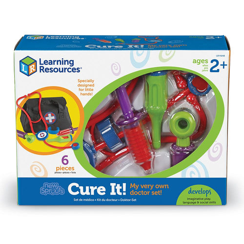 Cure It Doctor Set