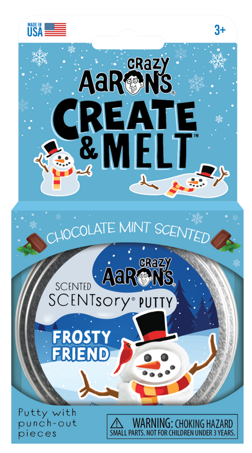 Seasonal Scentsory Thinking Putty