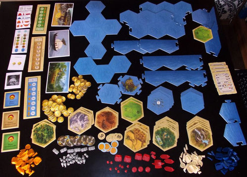 Explorers & Pirates Catan