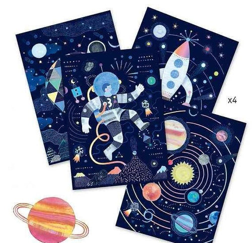 Cosmic Scratch Cards