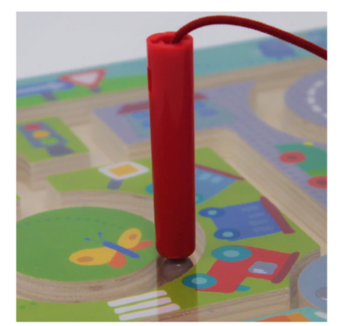 Town Maze Magnetic