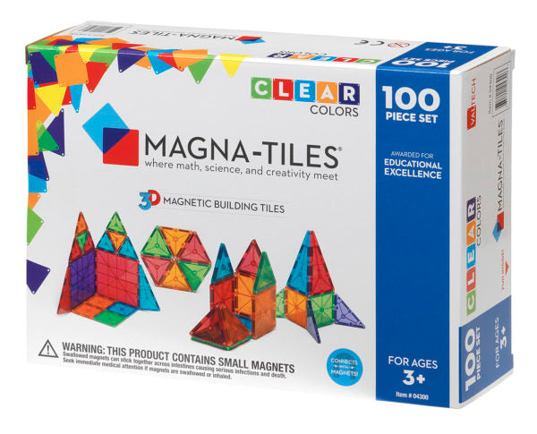 Magna-Tiles® 100 piece Set