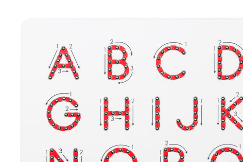 Magnatab A to Z Uppercase