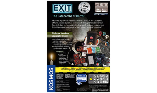 Exit Catacombs of Horror