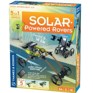 Solar Powered Rovers