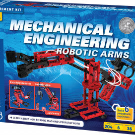 Robotic Arms, Mechanical Engineering