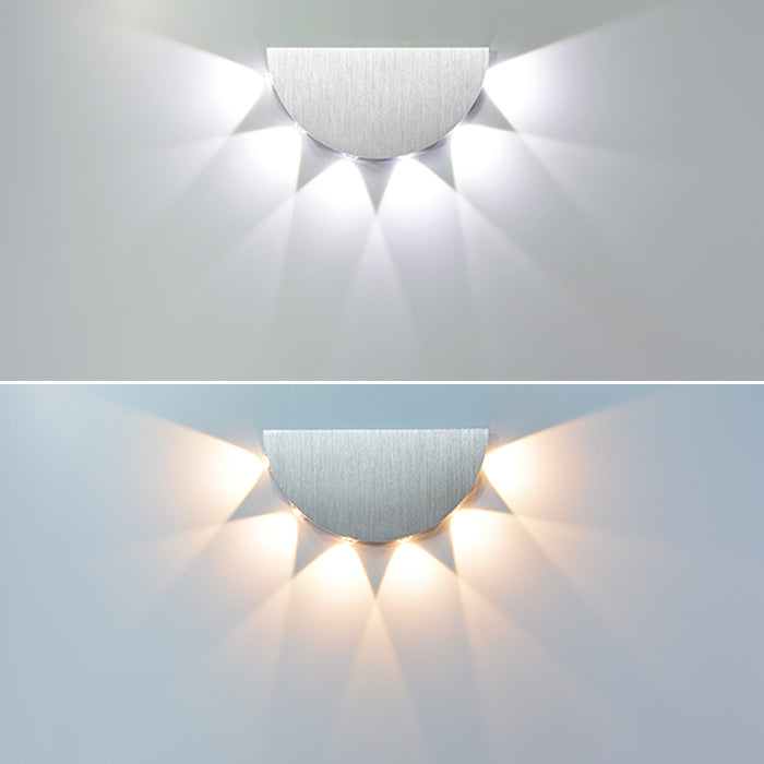 Peil indoor decorative led wall light kosylig aloadofball Image collections