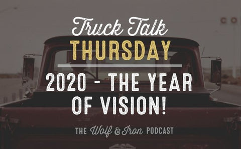 How a Wife Encourages Her Husband // Truck Talk Thursday