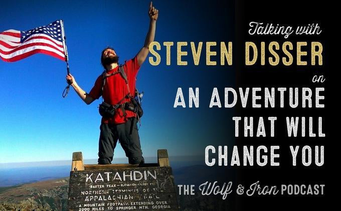 An Adventure that will Change You with Steven Disser