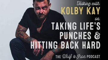 Taking Life's Punches & Hitting Back Hard with Kolby (Kay) Kolibas