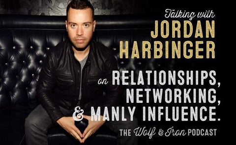How to Form Relationships & Have Influence // Jordan Harbinger