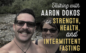 WOLF & IRON PODCAST #25 – AARON DOKOS ON TRUE STRENGTH, HEALTH, & INTERMITTENT FASTING