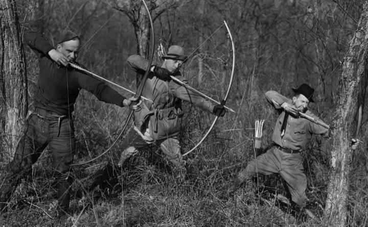 Traditional Archery: Part 4 – How to Shoot a Bow