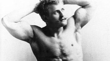 Eugen Sandow: Part 1 – The Perfect Male Form