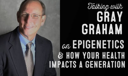 Wolf & Iron Podcast #33: How Epigenetics Puts You in the Driver's Seat of Your Health