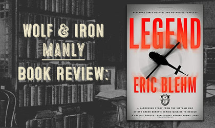 Book Review: Legend by Eric Blehm + Signed Copy Giveaway!