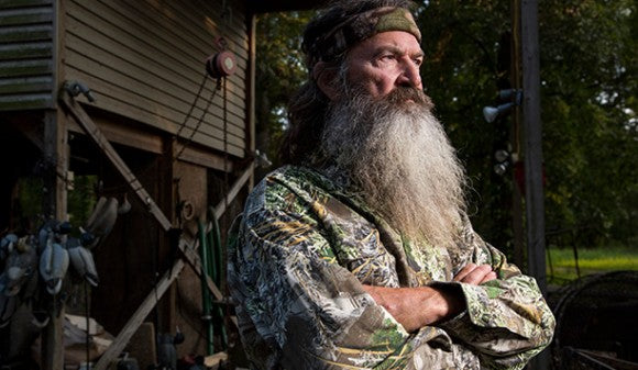 HOW TO BE A MAN OF CONVICTION LIKE PHIL ROBERTSON – PART 2 - WOLF AND IRON