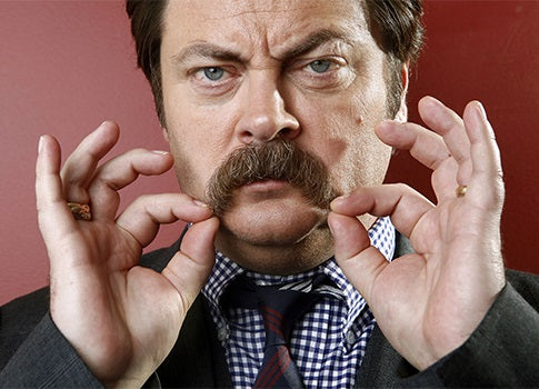 The Manly Virtues of Ron Swanson